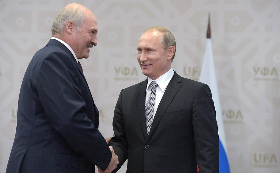 Лукашенко и Путин снова встретятся в Сочи