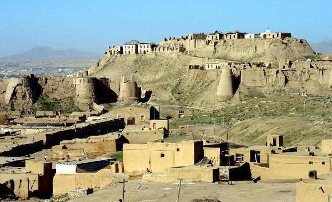 Афганские притчи