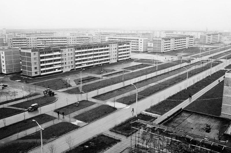 Припять до катастрофы: как выглядел самый передовой город на западе СССР