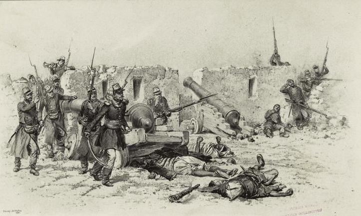 Когда впервые появились штрафные батальоны история