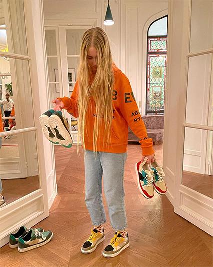 Модный дайджест: от светской вечеринки до бренда кроссовок сына Натальи Водяновой Новости моды