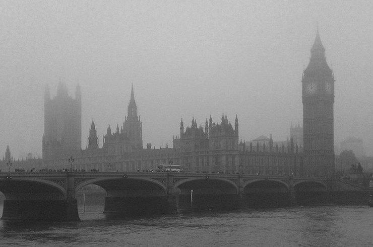 Туман-убийца: как лондонский смог погубил 12 тысяч человек