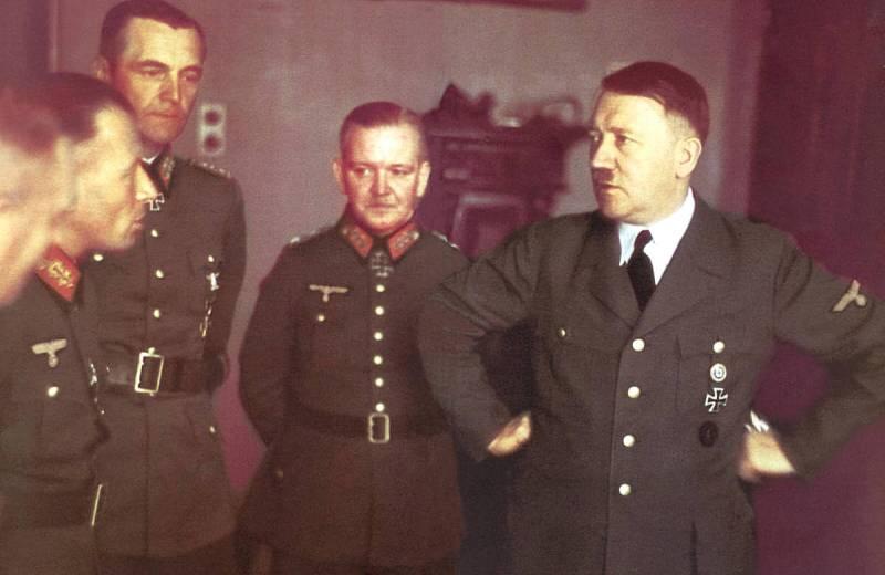 Что, если бы Гитлер взял Мос…