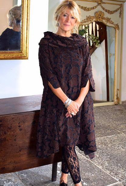 Стильно, смело и ярко - образы в стиле бохо для зрелых женщин