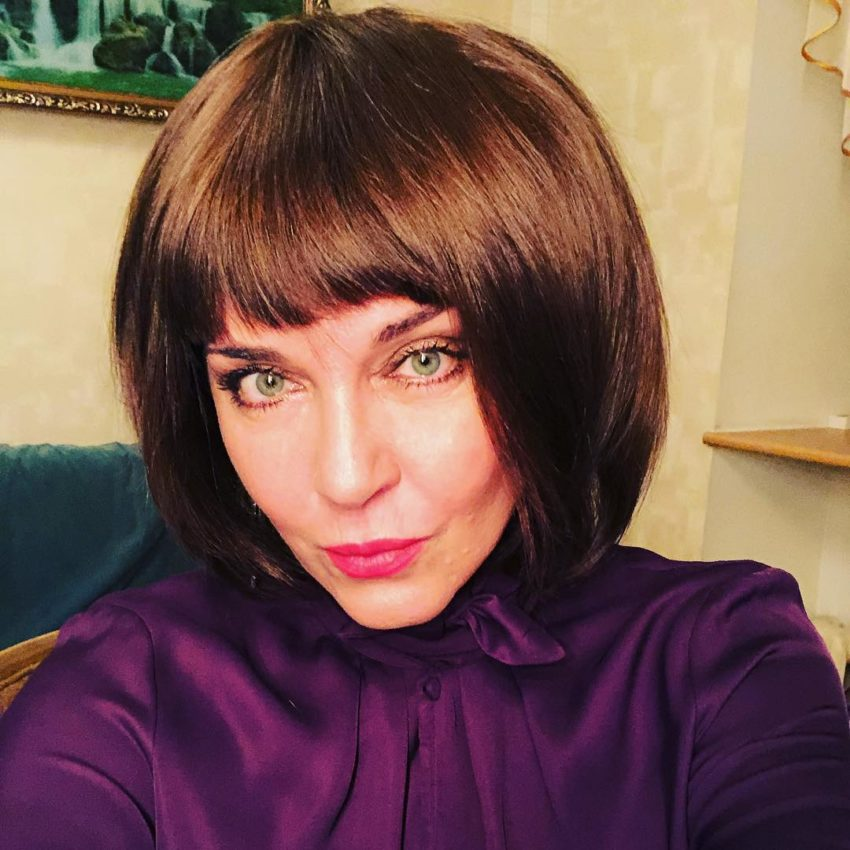Татьяна Лютаева похвасталась сыном актриса
