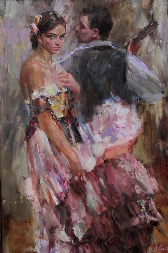 художник Владимир Ежаков (Vladimir Ezhakov) картины – 30