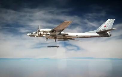 Видео ударов ВКС России по объектам террористов в Сирии