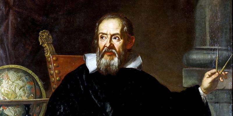 Личности в истории. Галилео Галилей история