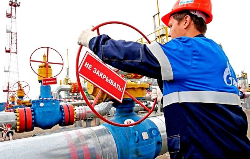 США начали закручивать вентиль «Газпрому»
