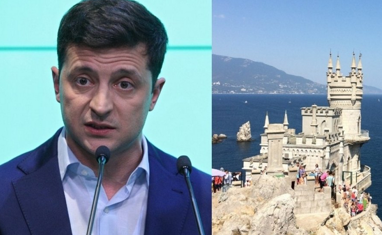 «Крым будет отдан России на референдуме» – горькое признание на Украине