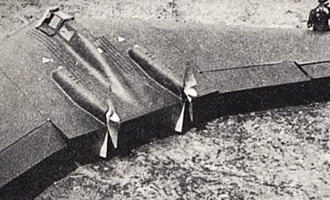 Экспериментальное оружие Второй мировой: прототипы опередили время вторая мировая война,оружие,Пространство,экспериментальное оружие второй мировой
