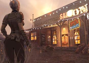 Опубликованы новые кадры игры Fallout 4: New Vegas с изменением погоды и времени суток