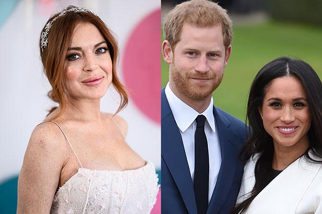 Линдси Лохан дала совет Мега Маркл и принцу Гарри, как скрыться от папарацци в Малибу Новости