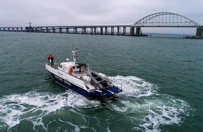 Германия и Франция будет проверять свободу судоходства в Керченском проливе?