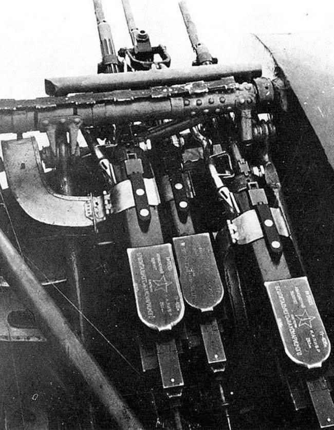 Оружие Второй мировой. Авиационные пулемёты