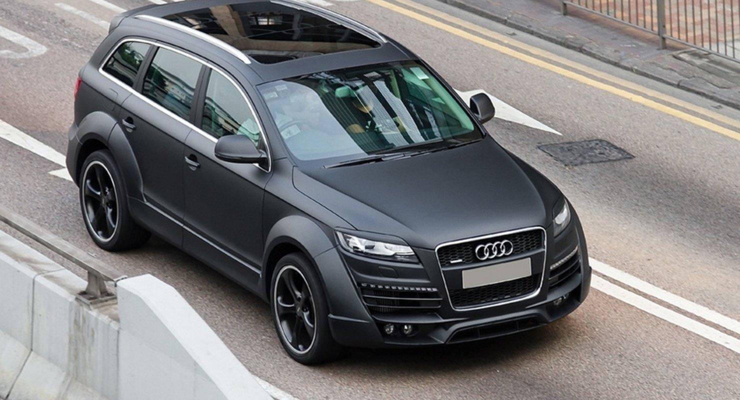 Audi Q9 Автомобили