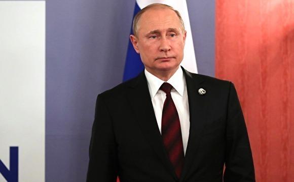 38% россиян не хотели бы видеть Путина президентом после 2024 года