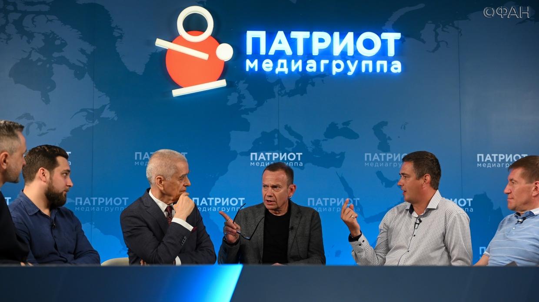 «Выход за рамки»: члены пресс-клуба «Петербургский уикенд» подвели итоги новой встречи Видео