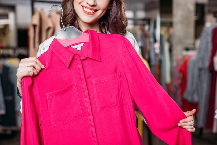 Чем отличается блузка от рубашки