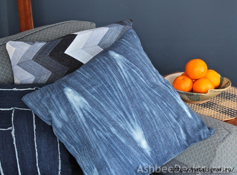 Переделки: идея для некрасивой джинсовки