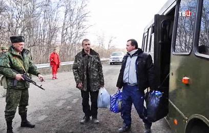 Киев и республики Донбасса проведут обмен пленными