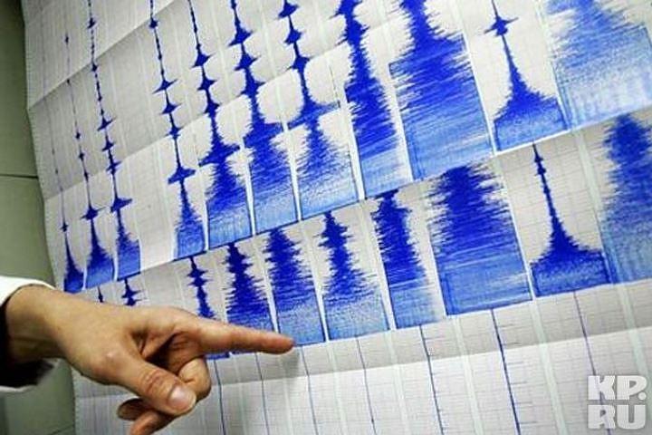 Мощное землетрясение произошло на севере Италии