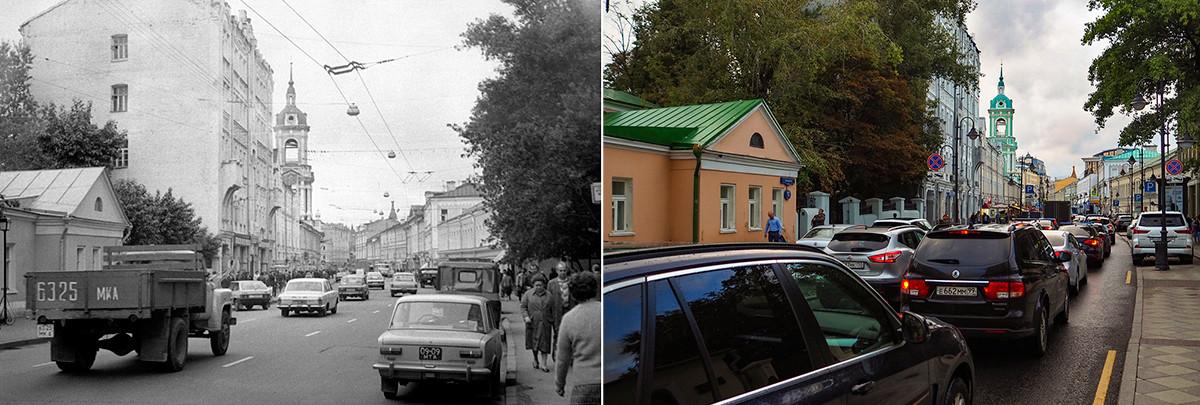 До и после: как изменилась Москва за последние 150 лет гид,история,путешествия,Россия,туризм,экскурсионный тур