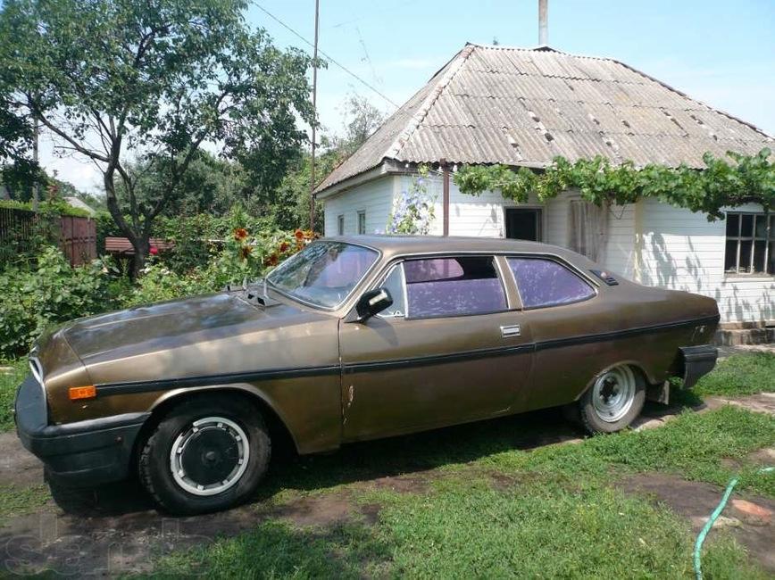 Узнаете ли вы ГАЗ-24 «Волга» в этом странном самодельном купе из СССР? автомобили,тюнинг