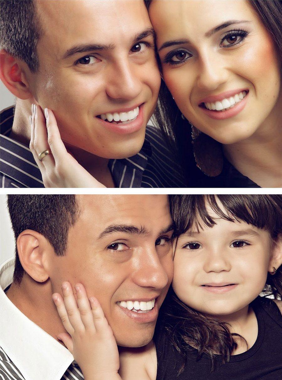 Его беременная жена Татьяна погибла в автокатастрофе. Как-то маленькая дочь спросила, похожа ли она на маму! Вот, что он сделал (13 ФОТО)