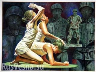 «Это был ад»: в военные публичные дома бросили сотни тысяч женщин (ВИДЕО)