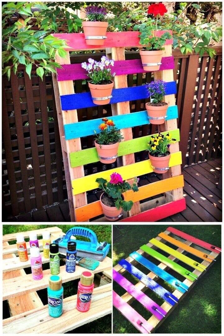 Яркие идеи для дачи. handmake,поделки для сада,поделки своими руками,разное,украшения,художество