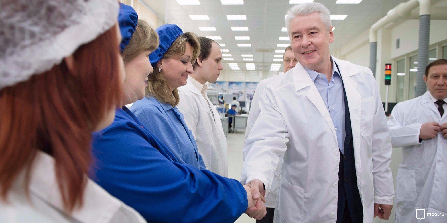 Власти Москвы приобрели крупнейшего в стране производителя клизм