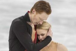 Тарасова и Морозов упустили медаль на Олимпиаде