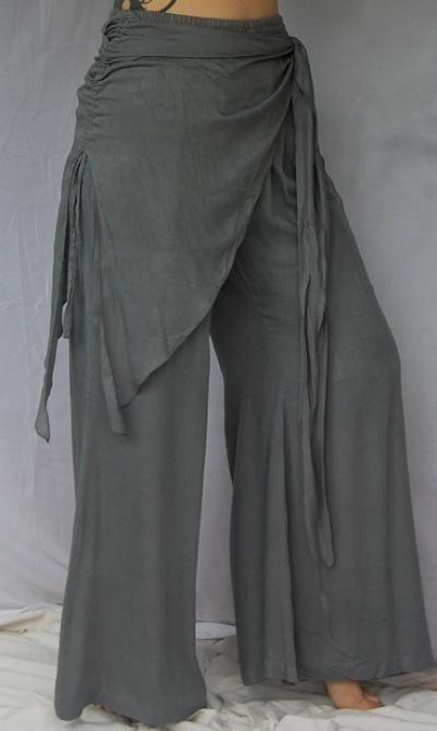 Любимый стиль бохо: брюки с выкройками