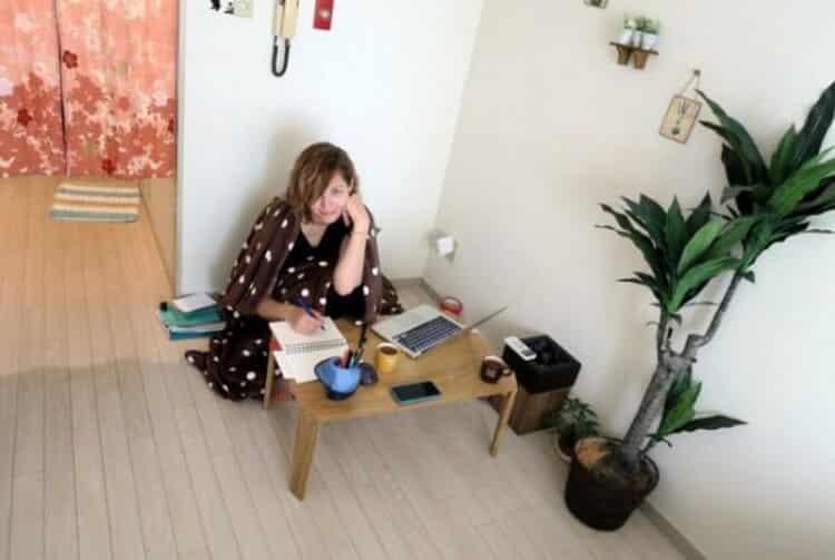 Блогер показывает, в каких условиях живут многие жители Токио