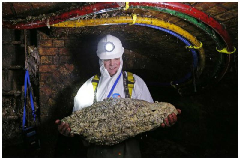 Фатберги - бич современной канализации и экологии
