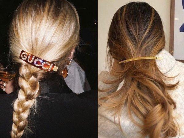 Самые модные аксессуары для волос родом из детства. Снова в тренде