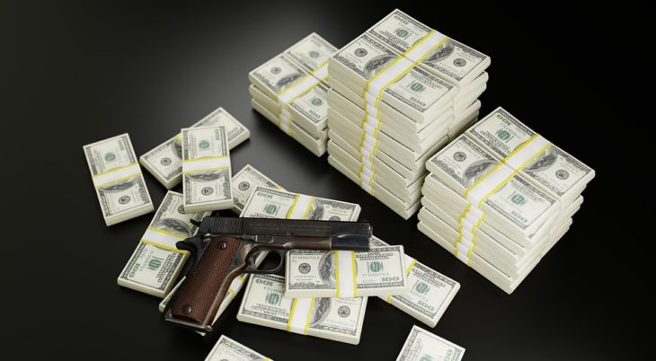 В Дагестане бюджетные деньги…