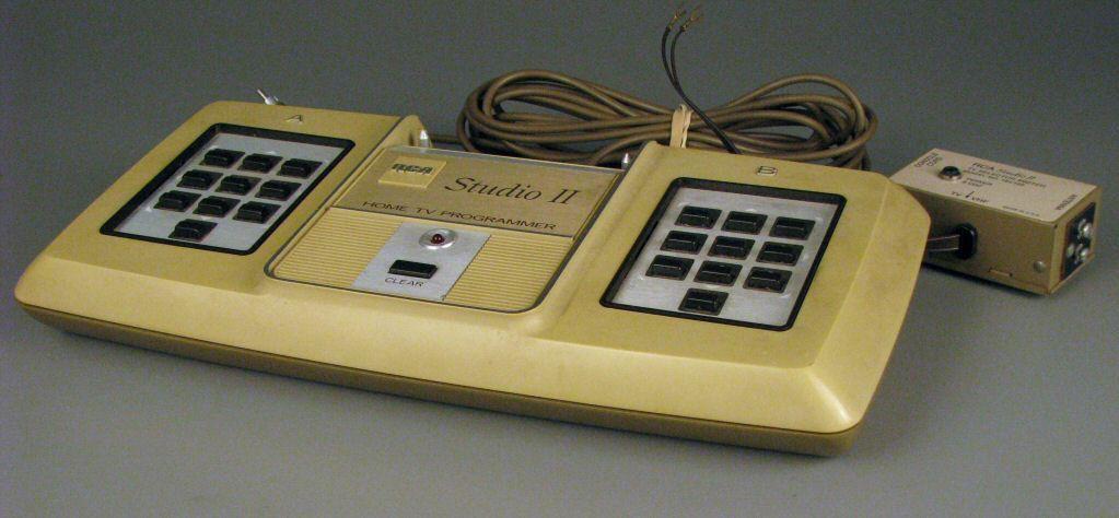 5. RCA Studio II Игровые приставки, игры, компьютеры, технологии
