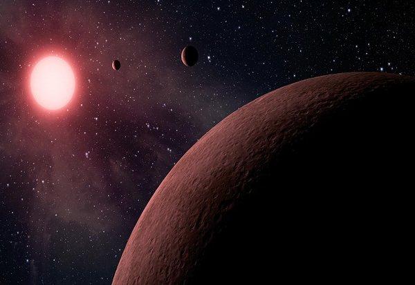 Экзопланеты: от ледяного шара к раскаленному аду