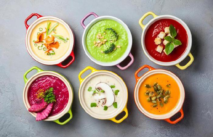 5 супов-пюре из сезонных овощей, которые оценят дети и мужья