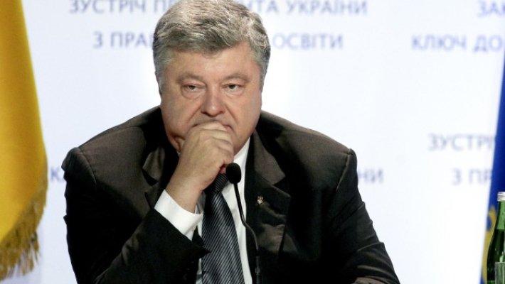 Порошенко пообещал воткнуть флаги в каждый город Донбасса