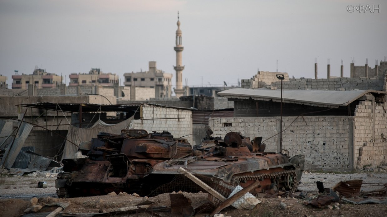 Последние новости Сирии. Сегодня 15 августа 2019 сирия