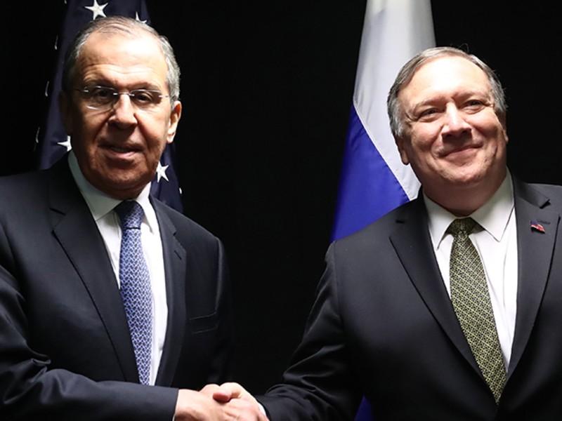 Майкл Помпео сдулся в поисках компромиссов с Россией