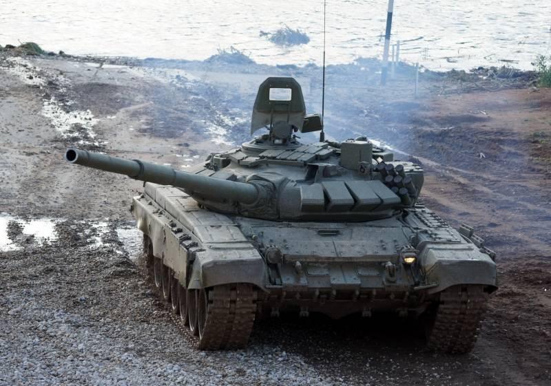 Морскую пехоту усилят танками