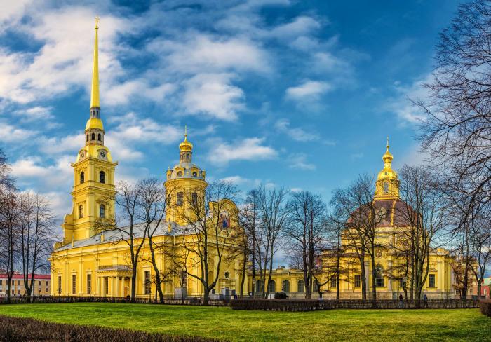 Петропавловский собор./Фото: ucarecdn.com