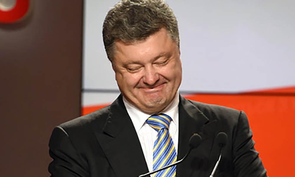 Спалился! Немцы вскрыли налоговое мошенничество Порошенко