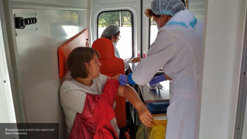 В Москве от гриппа привились более пяти млн горожан