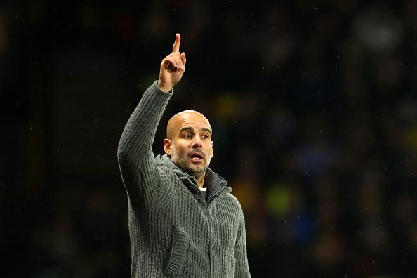 Гвардиола: «Манчестер Сити» …
