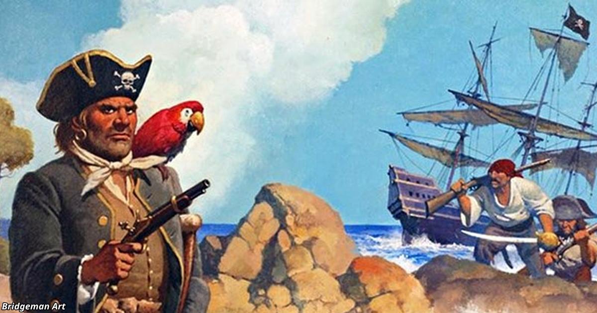 14 традиций настоящих пиратов Карибского моря, о которых никто никогда не слышал
